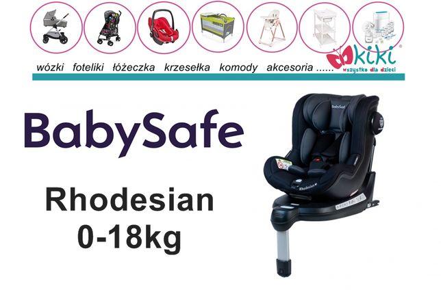 Fotelik samochodowy BabySafe 0-18 Rhodesian