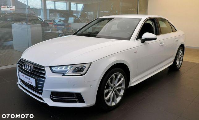 Audi A4 1.4 TFSI 150 KM S tronic S line Virtual Kamera Led Klima aut. 3 - zone