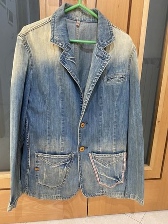 Casaco ganga pepe jeans