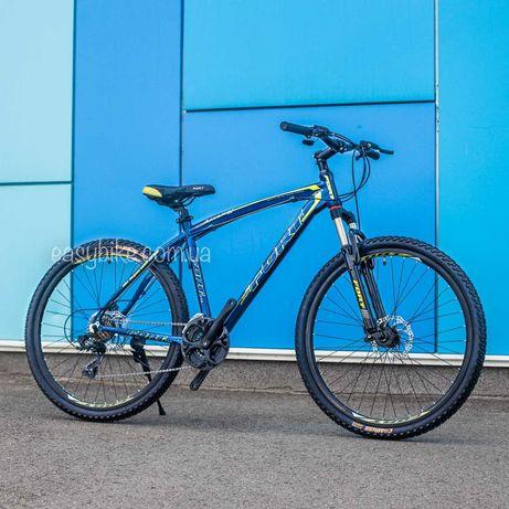 Новый горный велосипед Fort Luxury 27.5 колеса 19 алюминий рама