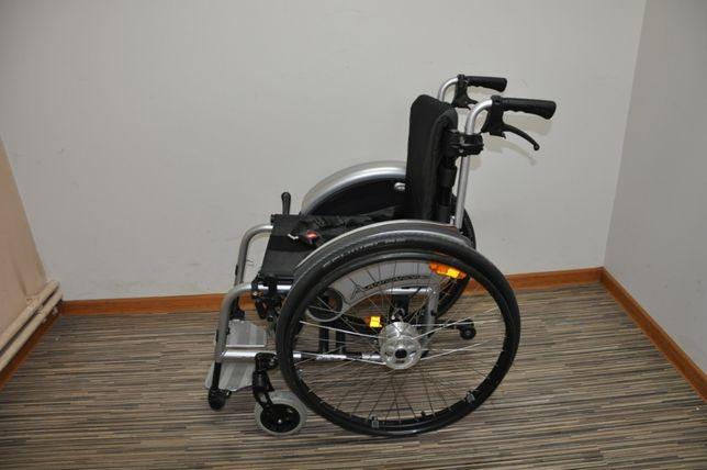 Wózek inwalidzki dziecięcy OttoBock Activ 35cm pół aktywny FAKTURA