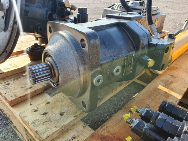 zettelmayer 502 volvo zl502 c silnik jazdy hydromatik A6VM107