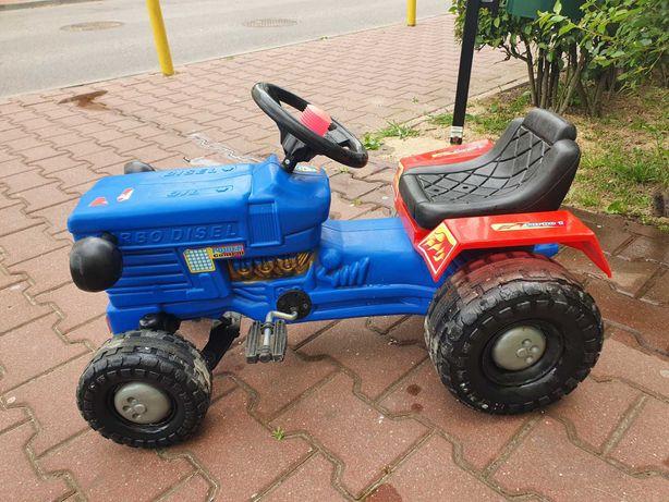 Traktor dla dziecka