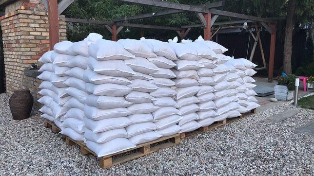 Piasek w workach 30 kg workowany atest Do piaskownicy