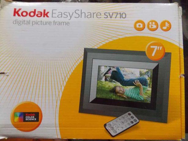 """Ramka Cyfrowa Firmy Kodak 7"""" EasyShare SV710"""