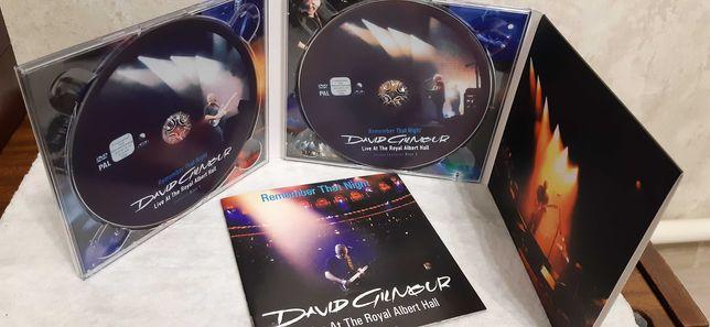 Концерт David Gilmour 2006 (2 DVD)