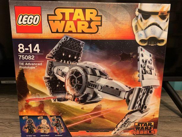 LEGO STAR WARS 75082 Myśliwiec Inkwizytora NOWY