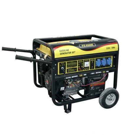 Бензиновый генератор FG6500E