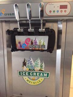 maszyna do lodów, barowa
