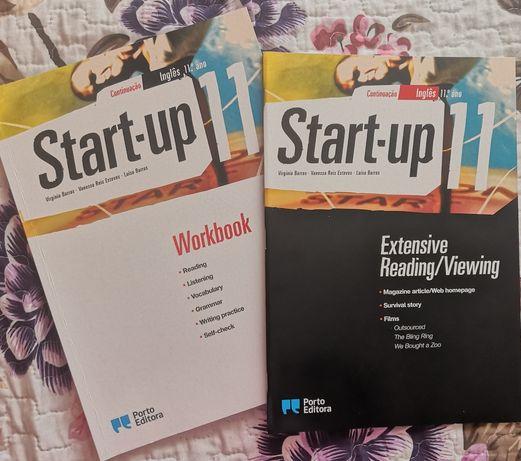 Start Up 11 - Caderno de actividades