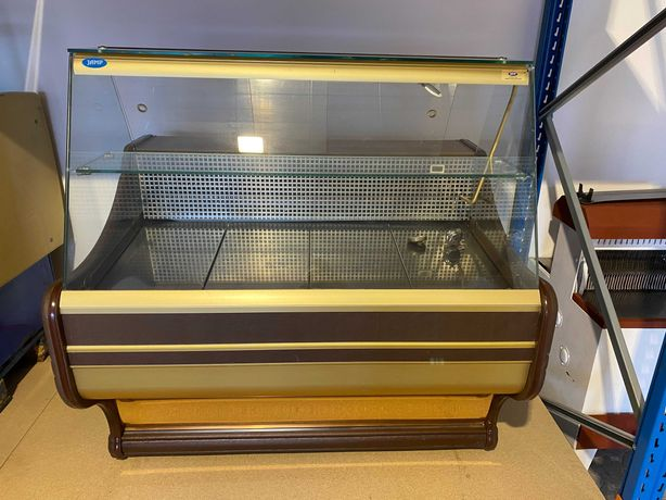 Lada chłodnicza 120 cm witryna chłodnicza lodówka sklepowa