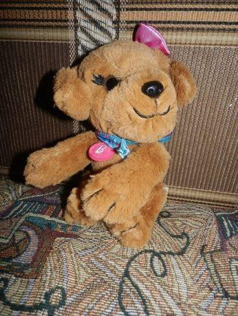 Мягкая игрушка собачка Барби.