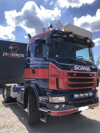 Scania G 440 / 4x4 / Manual Retarder / 2010