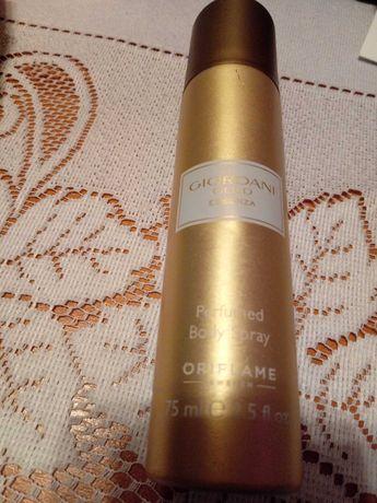 Perfumowany spray do ciała Giordani Gold Essenza Oriflame