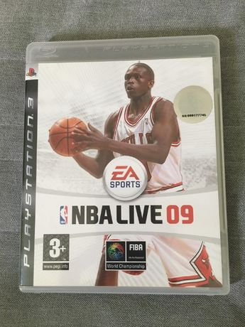 Gra PlayStation PS3 NBA LIVE 09