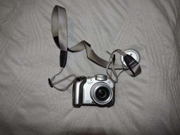 Canon S1 IS - uszkodzony, na części