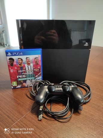 Vendo PS4 e PES2021