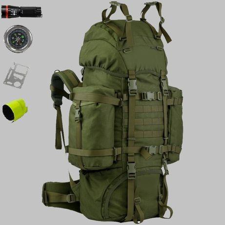 Plecak wojskowy taktyczny pojemność 100 L + GRATISY