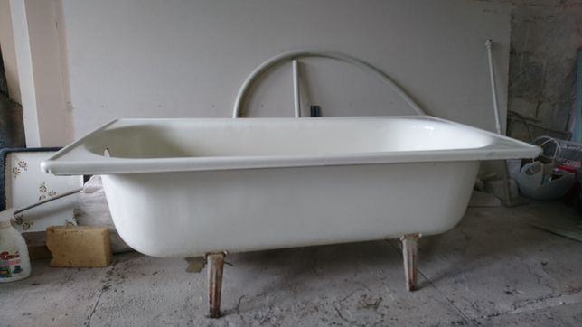 Ванна металлическая 1500х700
