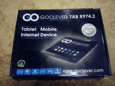 Goclever tab r974..2