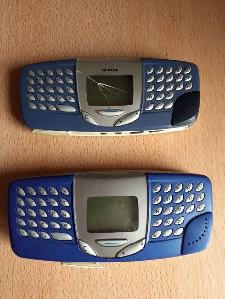Nokia 5510 para peças= dois telemóveis=