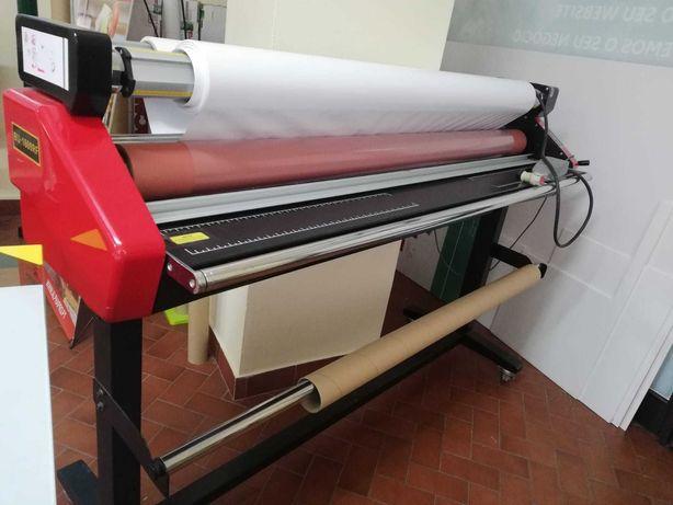 Laminadora Bu-1600 Automatic Hot Roll - 1,60M