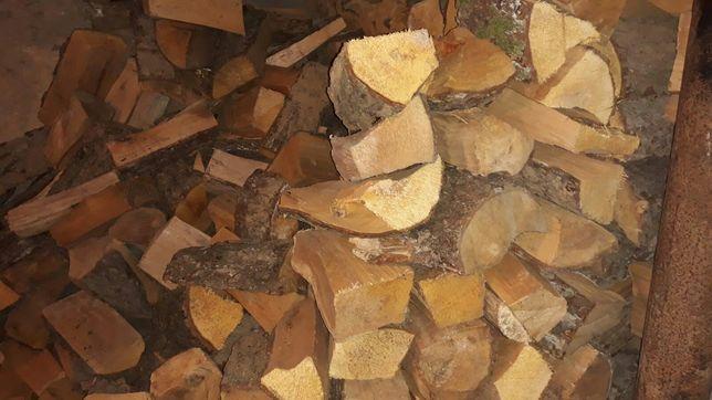 Drzewo opałowe, opał olcha brzoza