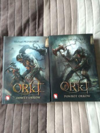 Ork- dwa tomy
