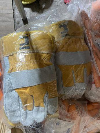 Акция! Перчатки,рукавици рабочие комбинированые Eider Cerva