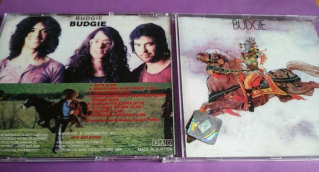 Budgie – Budgie , CD 1994 Poland
