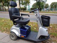 skuter inwalidzki wózek elektryczny CALIPSO HP gwarancja +prezent