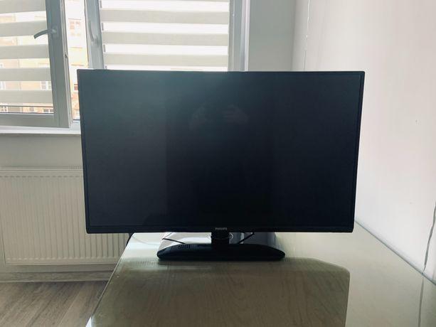 Płaski telewizor Philips 32 cale + UCHWYT