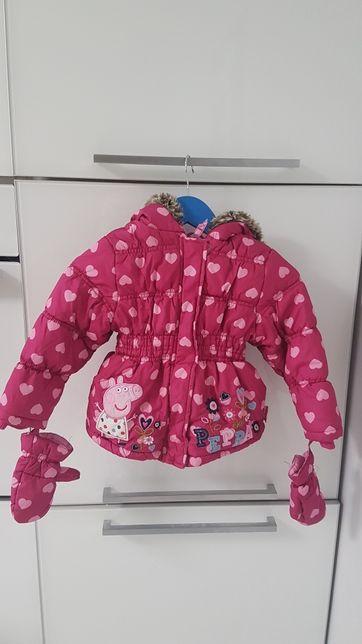 Демі куртка Peppa pig, 2-3 роки, 92-98 см