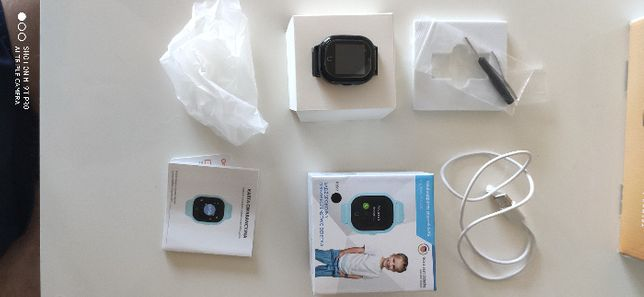 Zegarek Locon GJD.06 z GPS dla dziecka