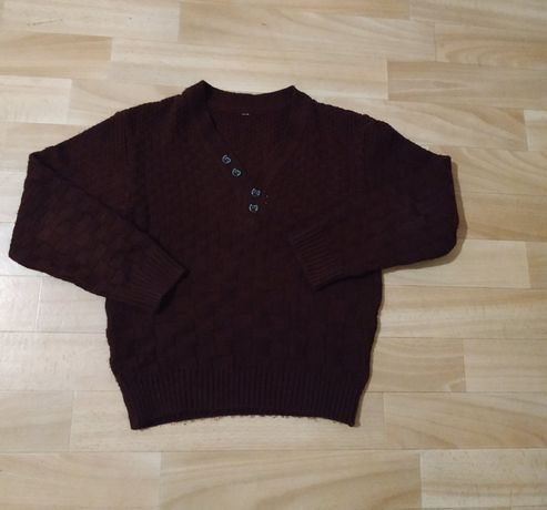 Теплая кофта свитер свитшот реглан для мальчика
