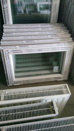 Sprzedam okno nowe wys 60 szer 90 uchylno-rozwierne .TANIO .