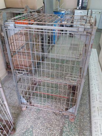 Контейнер металический (4 шт.)