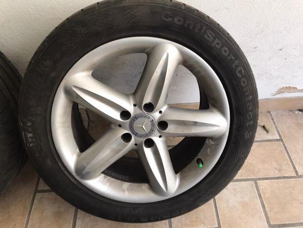 """Jantes Mercedes SL 17"""""""