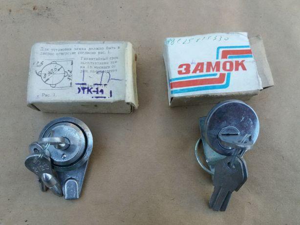 Замочки для камер хранения, шкафов, почтовых ящиков.