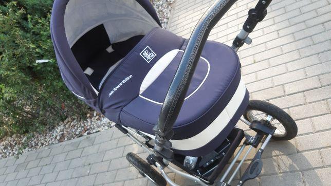 Wózek Jedo 3W1 Special Edit. Bartatina Alu Plus(gondola,spacerówka,nos