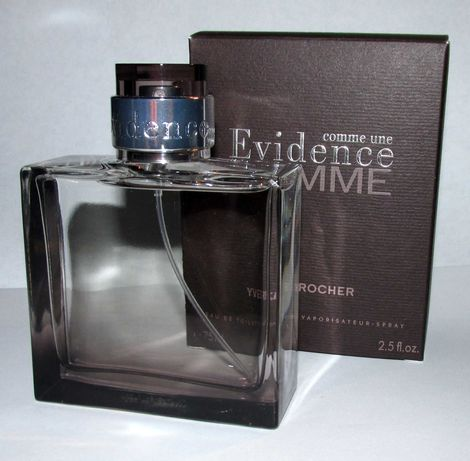 Perfume Comme une Evidence Homme