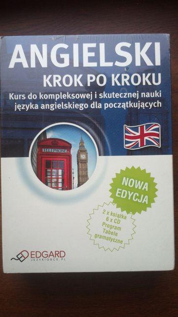 Angielski, nowy komplet do nauki języka