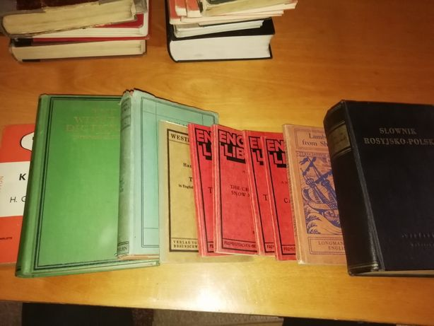 Książki wydane w latach 1940 do 1950
