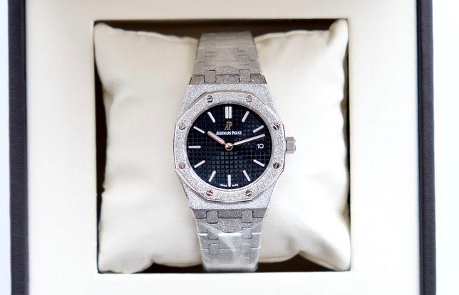Audemars Piguet Ladies Royal Oak Black женские наручные часы