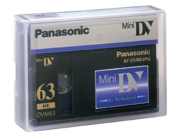 Converto Cassetes Mini DV / VHS-C para formato digital