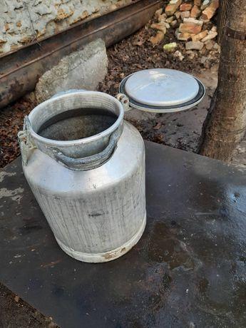 Бидон алюминиевый 40 литров