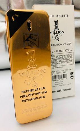 ORYGINALNY Tester perfum Paco Rabanne 1 Million męski !