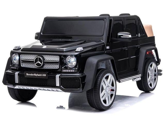 Auto na akumulator Mercedes A100 Czarny Wyprzedaż