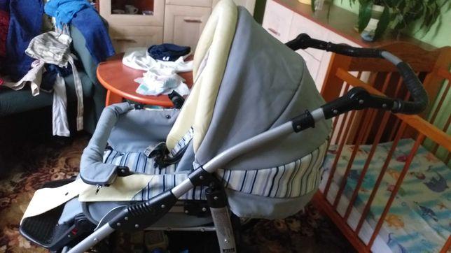 wózek dziecięcy jedo fyn 3 w 1