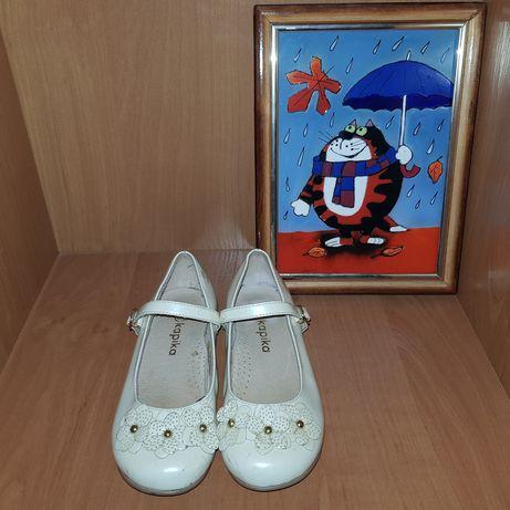 Туфельки, обувь для девочки